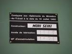 Immagine 6 - Centro di lavoro Mori Seiki - Lotto 7 (Asta 4997)