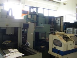 Mori Seiki machining center - Lot 7 (Auction 4997)