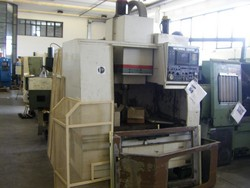 Takisawa machining center and Secmu milling machine - Lot 8 (Auction 4997)