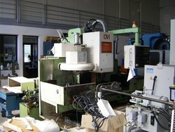 Dart Mind machining center - Lot 9 (Auction 4997)