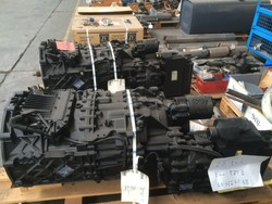 16 speed zf as tronic transmission - Lot 14 (Auction 4999)