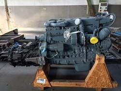 MAN Engine 6 in line vertical cylinder - Lot 3 (Auction 4999)