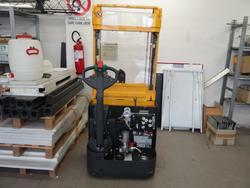 Electric pallet truck Jugheinrich EJC 112 - Lot 1 (Auction 5013)
