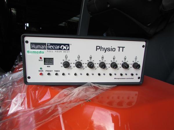 1#5014 Apparecchiatura per le adipositࠬocalizzate Physio TT
