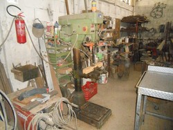 Column drill - Lot 14 (Auction 5016)