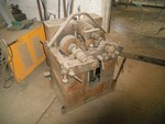 Cebora welding machine and bending machine - Lot 18 (Auction 5016)