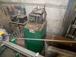 Profile shaping machine and sealing machine - Lot 19 (Auction 5016)