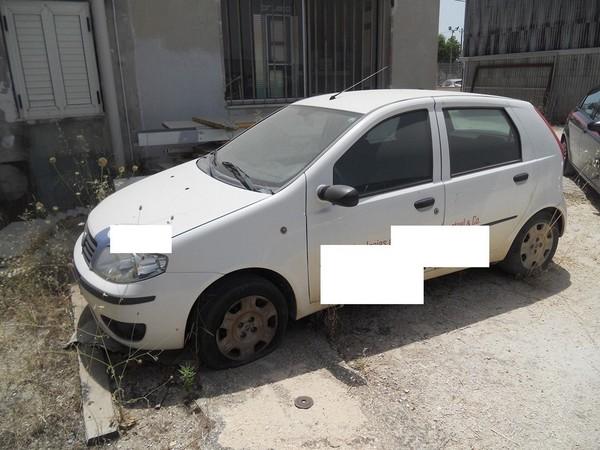 32#5016 Autovettura Fiat Punto