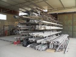 Aluminum profiles - Lot 34 (Auction 5016)