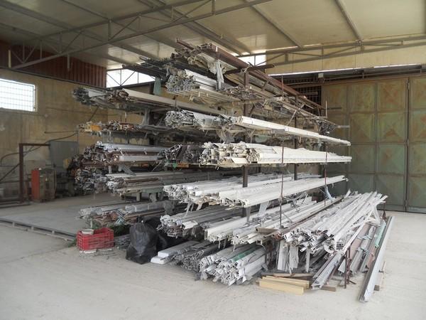 34#5016 Profili in alluminio