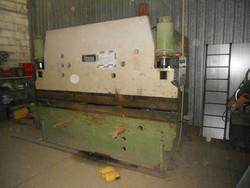 Omag press brake - Lote 4 (Subasta 5016)