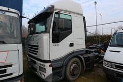 Iveco Stralis vehicle - Lote 1 (Subasta 5021)
