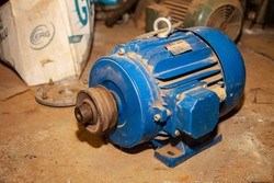 Motore elettrico Icme - Lotto 26 (Asta 5027)
