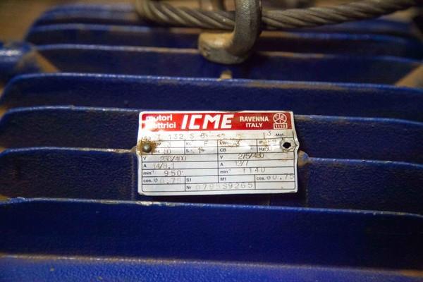 Immagine n. 2 - 26#5027 Motore elettrico Icme