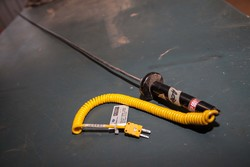 Thermocouple probe - Lot 8 (Auction 5027)