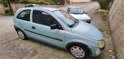 Opel Corsa car - Lot 406 (Auction 5029)
