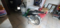 Piaggio moped - Lot 408 (Auction 5029)