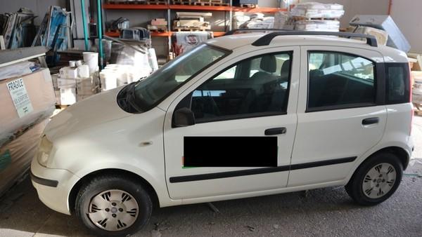 18#5037 Fiat Panda