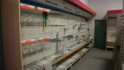 Expositor for hardware store and office furniture - Lote 2 (Subasta 5037)