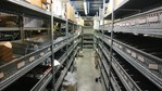 Mezzanine and shelves - Lot 7 (Auction 5037)