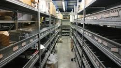Mezzanine and shelves - Lote 7 (Subasta 5037)