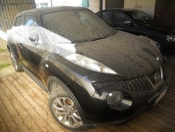 Autovettura Nissan Juke - Lotto 2 (Asta 5038)