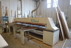 Giben Fast Matic automatic panel saw - Lot 3 (Auction 5039)
