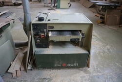 Scm thickness planer - Lot 7 (Auction 5039)