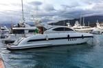 Imbarcazione a motore Mangusta 72 Open - Lotto 1 (Asta 5047)