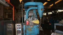 Cm shot blasting machine - Lot 17 (Auction 5049)