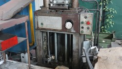 Presses and grinding machine - Lote 222 (Subasta 5049)