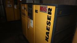 Compressore Kaeser - Lotto 239 (Asta 5049)