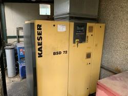 Compressore Kaeser - Lotto 240 (Asta 5049)