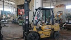 Caterpillar diesel lift truck - Lote 248 (Subasta 5049)