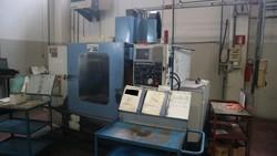 Leadwell vertical machining centre - Lote 37 (Subasta 5049)
