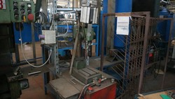 Weldtronic welding machine and grinding machine - Lot 5 (Auction 5049)