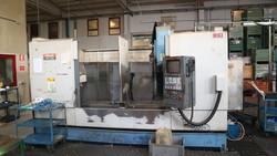 Yamazaki Mazak vertical machining centre - Lote 55 (Subasta 5049)