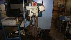 Serrmac column drill and grinders - Lot 69 (Auction 5049)