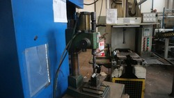 Automator pneumatic marking machine and Serrmac column drills  - Lot 77 (Auction 5049)
