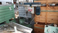 Weldtronic welding machine and Serrmac drilling machine - Lot 8 (Auction 5049)