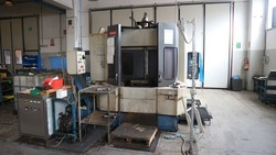 Yamazaki Mazak horizontal machining centre - Lot 89 (Auction 5049)