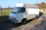 Autocarro furgonato Nissan - Lotto 1 (Asta 5054)