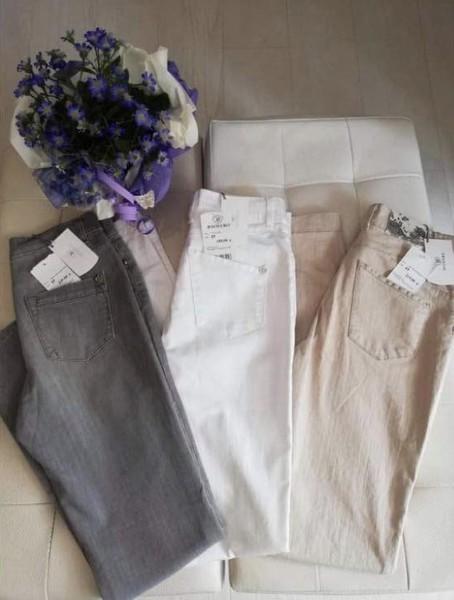 10#5057 Pantaloni donna Dismero