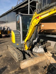 Miniescavatore Wacker Neuson EZ26 - Lot 1 (Auction 5058)