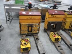 Icem Tp 16 Pallet Truck - Lote 30 (Subasta 5061)