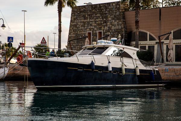 1#5062 Imbarcazione a motore Goldstar 400