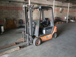 Still R70 20 diesel lifter - Lot 3 (Auction 5067)