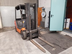 Still R70 25 diesel lifter - Lot 4 (Auction 5067)
