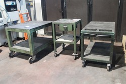 Benches and trolleys - Lote 14 (Subasta 5074)