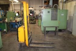 FAC electric pallet truck - Lote 18 (Subasta 5074)